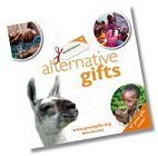 World Vision Gifts catalogue cover