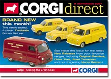 Corgi Classics catalogue cover