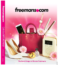 Freemans catalogue cover